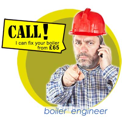Our boiler engineer in Clapham wants to give you the most expert solution to your boiler problem.