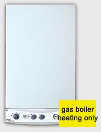 Main boiler, model HE.