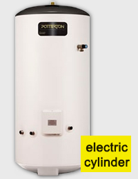 Potterton boiler, model Gold Direct Cylinder Boiler.