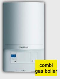 Vaillant boiler, model Ecotec Pro 24.